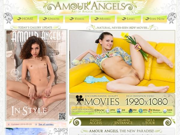 Amour Angels 密码