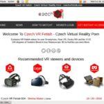 Czech VR Fetish Discount Price