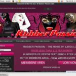 Free Rubber Passion Discount Trial