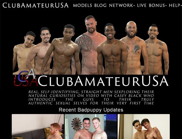 Gay Clubamateurusa