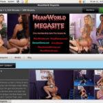 Mean World MegaSite Sign Up