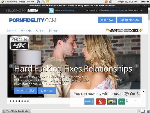 New Pornfidelity.com Discount