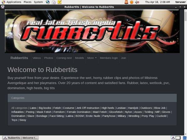 Rubbertits Renew