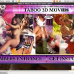 Taboo 3D Movies Paypal Purchase