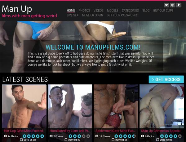 Man Up Films Free Password
