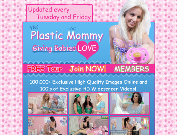 Plastic Mommy Mobile Account
