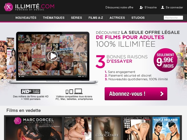 X Illimite Discount Links