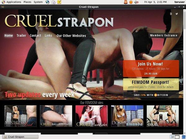 Cruel-strapon.com Discreet