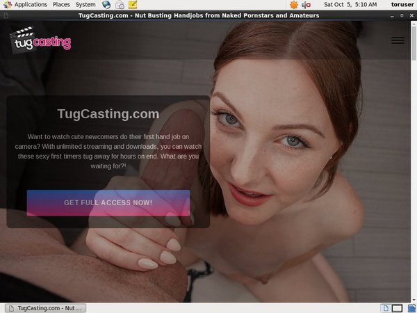 Tugcasting.com Renew Password
