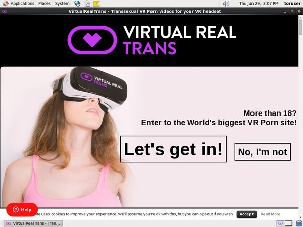 Free Virtual Real Trans Day Trial